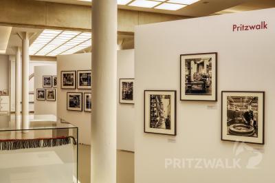 """Fotos aus dem Zahnradwerk in Pritzwalk sind Teil der Ausstellung """"Brandenburger Industrielandschaften, 1992-2021"""", die bis zum Jahresende in der Museumsfabrik zu sehen sind. Foto: Lars Schladitz"""