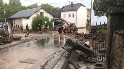 Folgen der Hochwasserkatastrophe