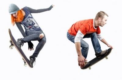 Bild Skater