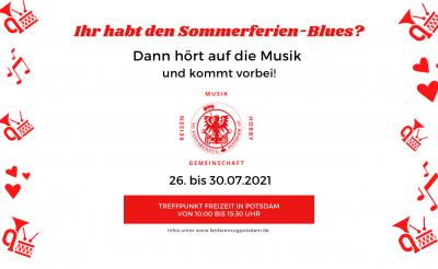 Sommerferien-Blues?