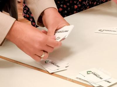 Stimmen zählen ist am 25. September angesagt, wenn die Bürgerinnen und Bürger ihre Favoriten für den Bürgerhaushalt 2022 wählen. Foto: Beate Vogel