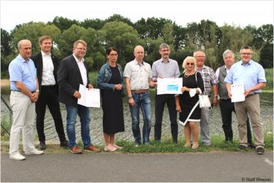 Stadt Wriezen beteiligt sich an Spendenkonto für Hochwasseropfer