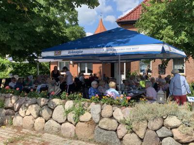 Klön-Nachmittag am 03.07. / LandFrauenverein Artlenburg/Avendorf