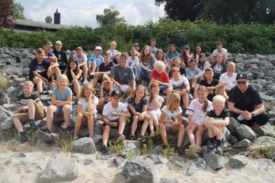Sommerferienlager in der Jugendherberge Stralsund