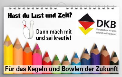 Plakat für den DKB-Jugendkalender 2022