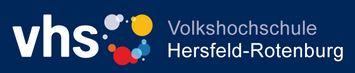 Kursangebot der Volkshochschule Hersfeld-Rotenburg in Alheim