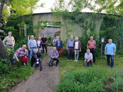Netzwerk Engegament Natur zu Gast bei der Vogelschutzgruppe Hasselroth