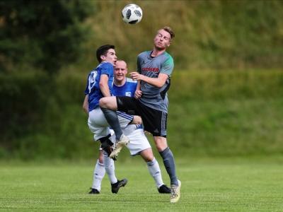 SV Grainet gegen SV Oberpolling