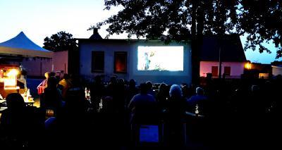 Kino unter dem Sternenhimmel in Michelsdorf
