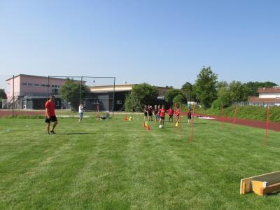 Fußballprojekt