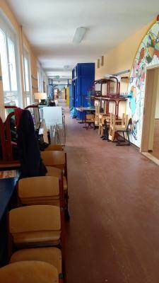 Arbeiten in der Schule
