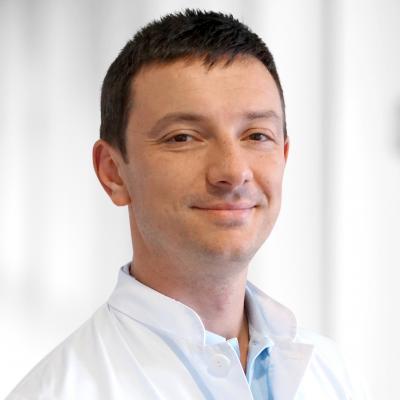 Aleksandar Hadji-Naumov, Oberarzt in der Neurologie des Evang. Krankenhauses Dierdorf/Selters (KHDS)