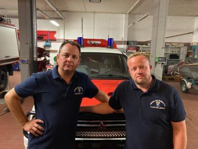 2 Tage am Limit: Kloster Lehniner Feuerwehrleute im Hochwassereinsatz