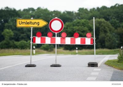 Dr.-Wilhelm-Külz-Straße bekommt neue Asphaltdecke: Ab 16.08. einen Monat Umleitung