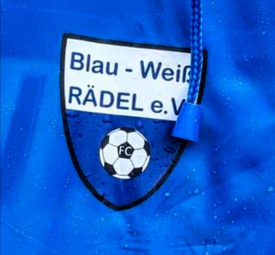 Foto zu Meldung: Blau Weiß Rädel sucht Fußballnachwuchs