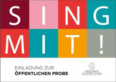 Foto zur Meldung: Sing mit!