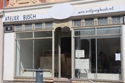 Atelier Busch öffnet am Marktplatz