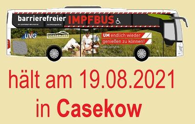 Impfen in Casekow