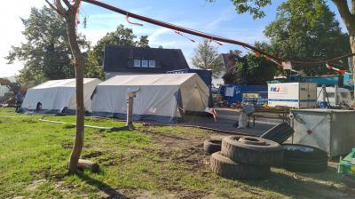 Hochwasserhilfe im Katastrophengebiet Rheinland-Pfalz