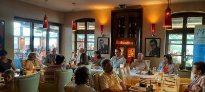 Stammtischtreffen in Malchow