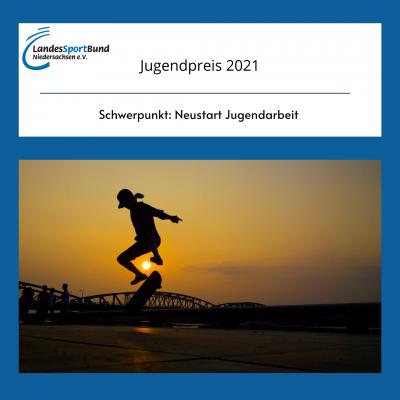 Foto zur Meldung: Kreisjugendring: Jugendpreis 2021