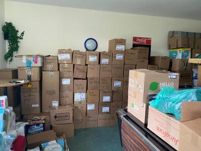 Foto zu Meldung: Spendenaktion für Flutopfer