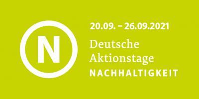 Jetzt Aktionen anmelden! Deutsche Aktionstage Nachhaltigkeit (DAN) vom 20.-26.September