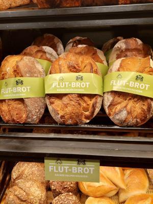 """PRESSEMITTEILUNG - Große Spendenaktion """"Flut-Brot"""" bei Bäckerei Bubner"""
