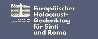 Vorschaubild der Meldung: Europäischer Holocaust-Gedenktag für Sinti und Roma