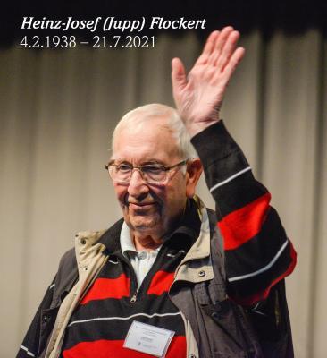 Nachruf Heinz-Josef (Jupp) Flockert