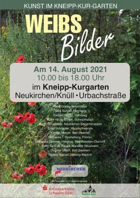 Kunst im Kneipp-Kurgarten