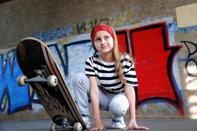 Skatebahn und mehr