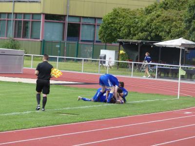 Pokal: Revanche gegen Biesdorf gelingt
