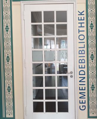 Foto zur Meldung: Veränderte Öffnungszeit Bibliothek Bad Saarow