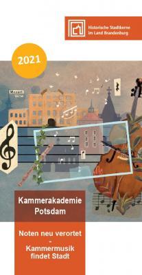 Foto zur Meldung: Noten neu verortet - Kammermusik in der St. Marienkirche