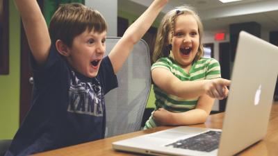 Foto zur Meldung: Hurra – wir sind Schulkinder