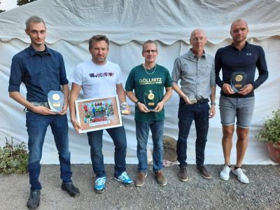 Foto zur Meldung: Laager Clubsportler feierten sich und ihren Sport