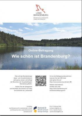 Foto zur Meldung: Onlineumfrage zum Landschaftsbild im Land Brandenburg
