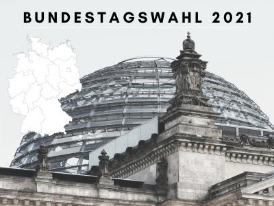 Informationen zur Bundestagswahl am 26.09.2021