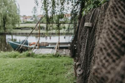 Foto zur Meldung: Führung über den Beeskower Fischerkietz