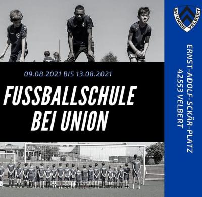Ferien Fussballschule 2021