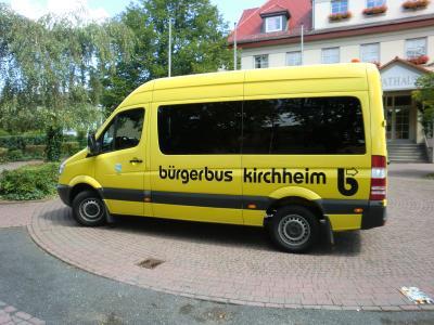 Förderverein Bürgerbus Kirchheim e.V.