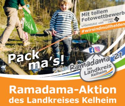 Ramadama-Aktion mit Fotowettbewerb im Landkreis Kelheim
