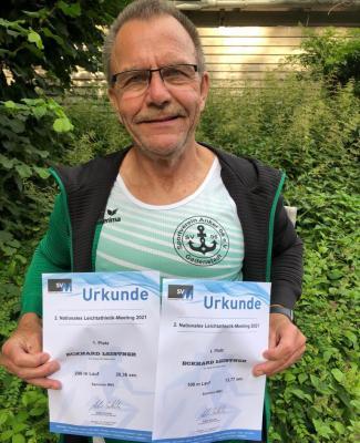 Qualifikation für Deutsche Meisterschaften erreicht!