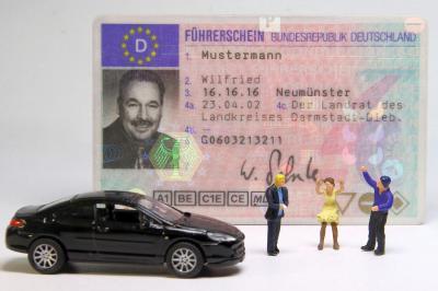 Foto zur Meldung: Lübbenau/Spreewald plant Übernahme von Dienstleistungen der Führerscheinbehörde