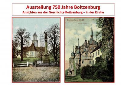 Ausstellung Historische aus Boitzenburg