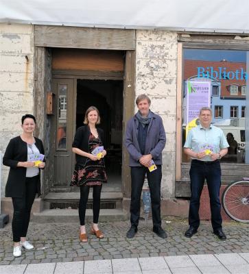 Foto zur Meldung: Stadtkomplizen gesucht - Perleberg und Wittenberge starten gemeinsamen Beteiligungsprozess für vitale Innenstädte
