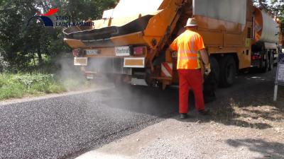 Foto zur Meldung: Weitere Straßensanierungen in Lauchhammer