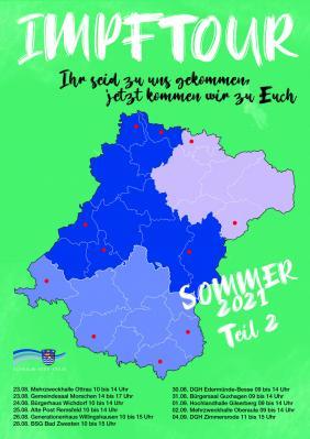 Mobiles Impfteam des Schwalm-Eder-Kreises kommt nach Ottrau