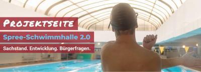 Infoseite zur Spree-Schwimmhalle 2.0